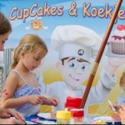 Cupcake & Koekjes hoek