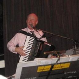 Accordeonist De Goorn  (NL) Accordeonist Gerard Koedooder
