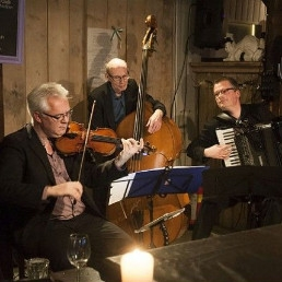 Violist Bedum  (NL) Drie Sterren Trio