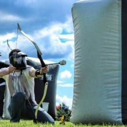 Sport/Spel Tilburg  (NL) Archery Tag