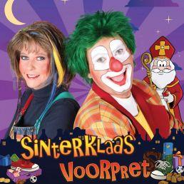 Kindervoorstelling Heinenoord  (NL) Clown Jopie & Tante Angelique Sinterklaasshow