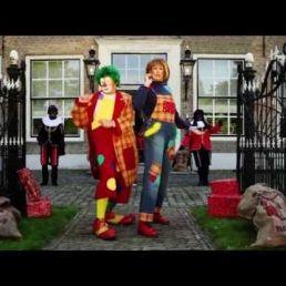 Clown Jopie & Aunt Angelique Sinterklaas show