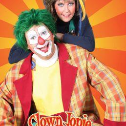 Clown Jopie & Tante Angelique