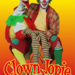 Clown Jopie - Kindershow