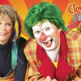 Clown Jopie - Kindershow