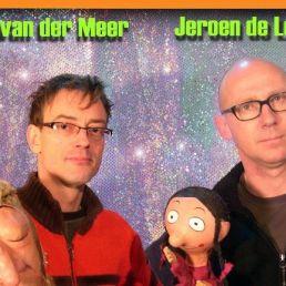 Kids show Tilburg  (NL) De Eefje Wentelteefje Theater Show
