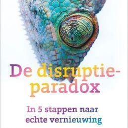 Spreker Arnhem  (NL) De zin en onzin van disruptie - Menno Lanting