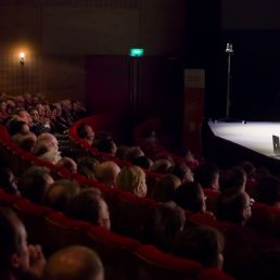 Spreker Arnhem  (NL) Olietankers en speedboten - Menno Lanting