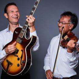 Band Utrecht  (NL) Wouter Poot & Thailo