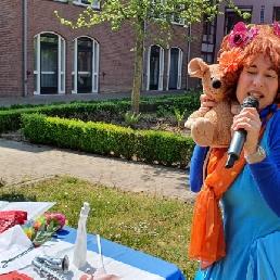 Animatie Dongen  (NL) Bloemenkoningin
