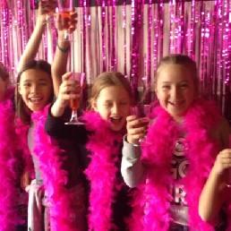 Schminker Amsterdam  (NL) Beauty Feest / Make-up feestje