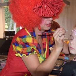 Schminker Amsterdam  (NL) schmink / schmink clown