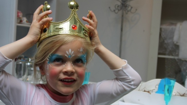 Frozen Kinderfeest