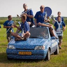 Orkest Heeg  (NL) Dweilorkest De Dekdweilers