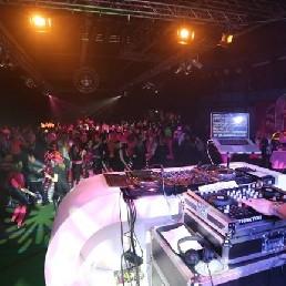 Bruiloft DJ Big Blender