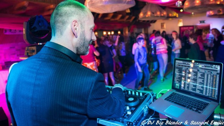 Drive in Show met DJ Big Blender