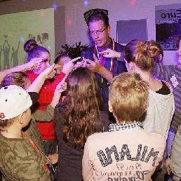 Kindervoorstelling Amsterdam  (NL) Kids Magic Workshop