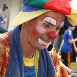 Clown Amsterdam  (NL) Gringo the Clown