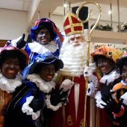 Kindervoorstelling Amsterdam  (NL) Super Sint bezoek