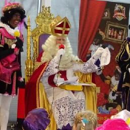 Karakter/Verkleed Amsterdam  (NL) De Magische Pepernoten Party