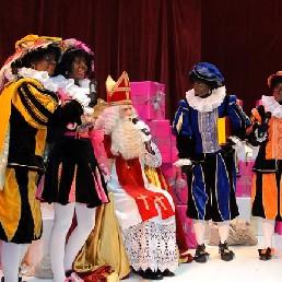Kindervoorstelling Amsterdam  (NL) Het Toverspektakel van Sinterklaas