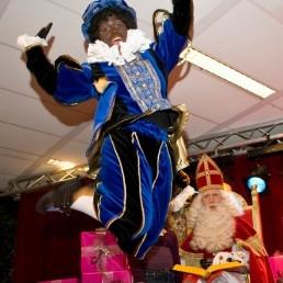 Kindervoorstelling Amsterdam  (NL) Het swingspektakel van Sinterklaas
