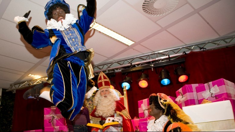 Het swingspektakel van Sinterklaas