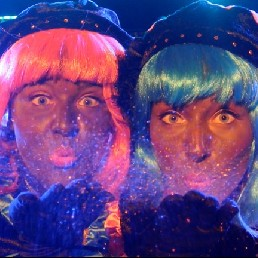 Glitter en Glamour Pietenshow
