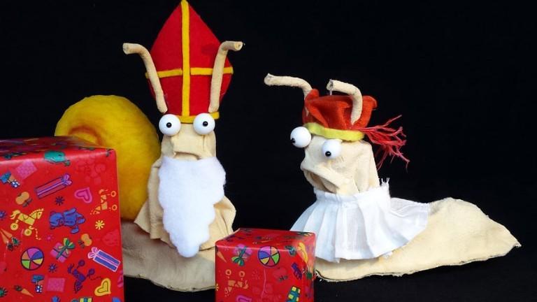 Eddie en Eduard Sinterklaasshow