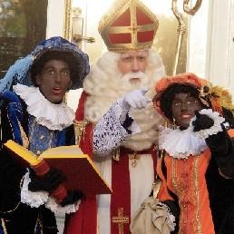 Karakter/Verkleed Amsterdam  (NL) Huisbezoek Sinterklaas