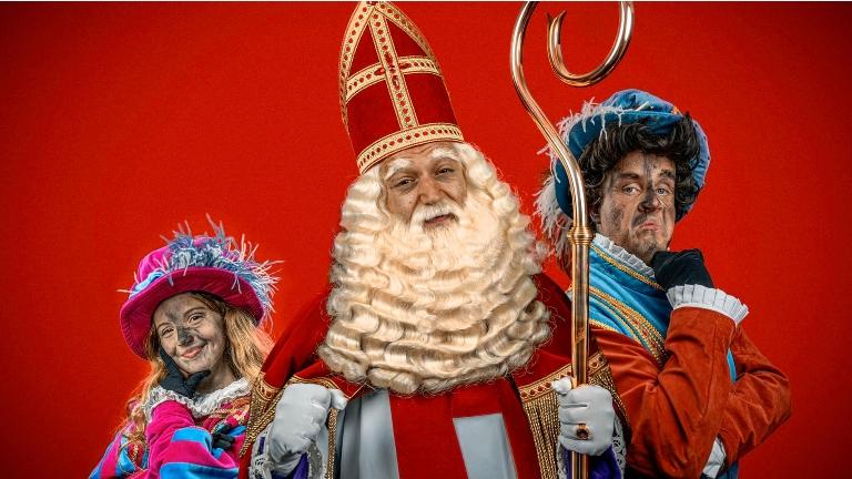 Animatie Dordrecht  (NL) Videobericht van Sinterklaas?