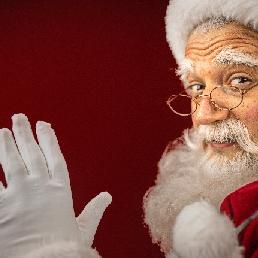 Animatie Dordrecht  (NL) Video van de kerstman?