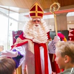 Kindervoorstelling Dordrecht  (NL) Sinterklaas show - De giga sint show!