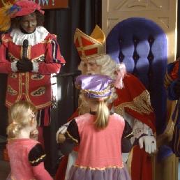 Sinterklaasshow - De giga sint show!