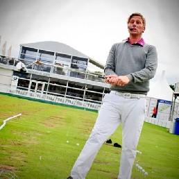 Sport/Spel Badhoevedorp  (NL) Golftrickshow met Golfclinic