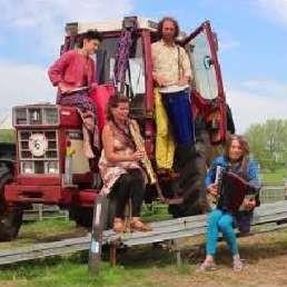 Band Wormer  (NL) Forro Swingado d'Amsterdam