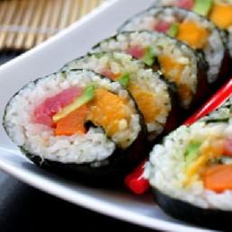 Trainer/Workshop Woerden  (NL) Sushi Kookworkshop