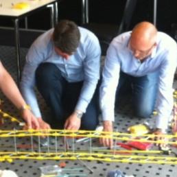 Bruggen bouwen naar de toekomst
