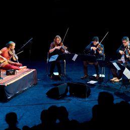 Serendipity met Matangi strijkkwartet