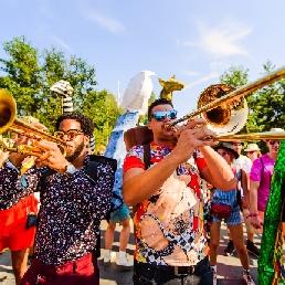 Caribische Brassband Ritmo Entertainment