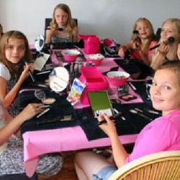 Schminker Woerden  (NL) Kindermake Up
