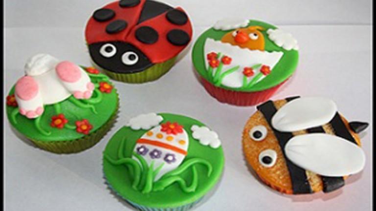 Kinderfeestje Cupcake Versieren Boeken Direct Op Showbird Com