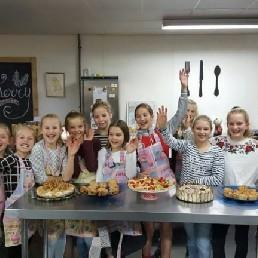 Kindervoorstelling Woerden  (NL) Kids kookworkshop
