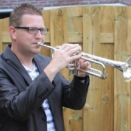 Trompettist Tilburg  (NL) Trompettist voor diverse gelegenheden