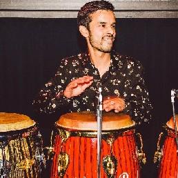 Percussionist Rotterdam  (NL) ✦ Percussionist Danny Eduard ✦