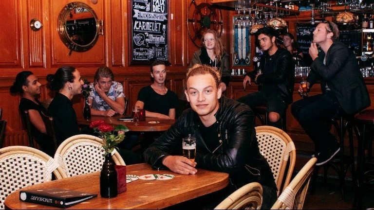 Band Amsterdam  (NL) Born a Tribe