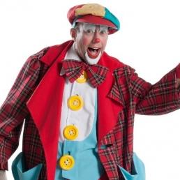 Clown Rutten  (NL) Clown Nelis