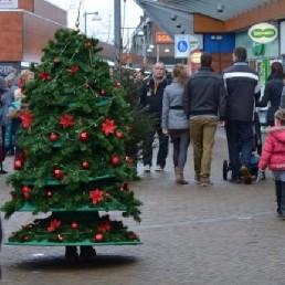 Animatie Rutten  (NL) De wandelende kerstboom