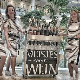 Proeverij Veenendaal  (NL) Meisjes van de Wijn