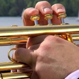 Schlager trumpeter Gerard